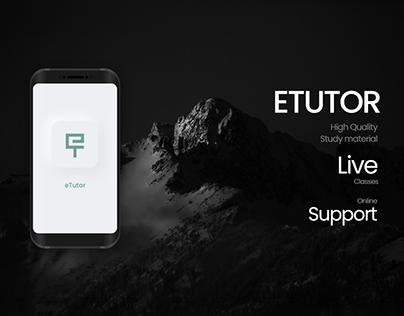 eTutor Android App
