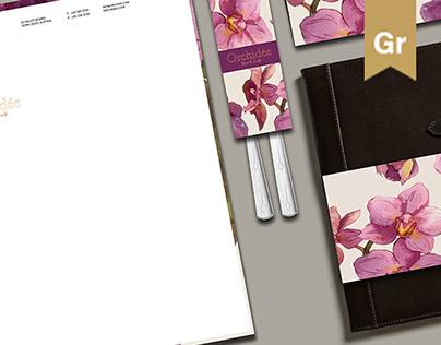 Orchidee Bar & Grill - Branding