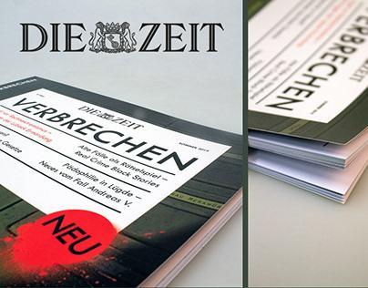 DIE ZEIT Verbrechen 2019 - Fiktiv Editorial