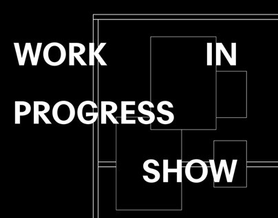 MA GMD – Work in progress Show 2016