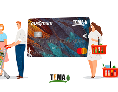TEMA Vakfı / Maximum TEMA Kart