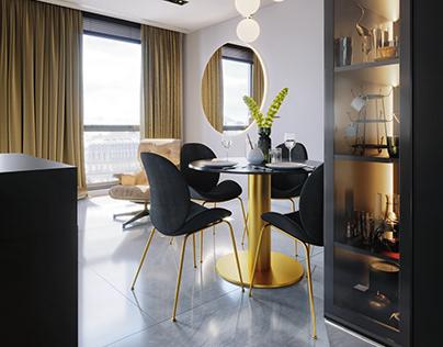Golden House Design