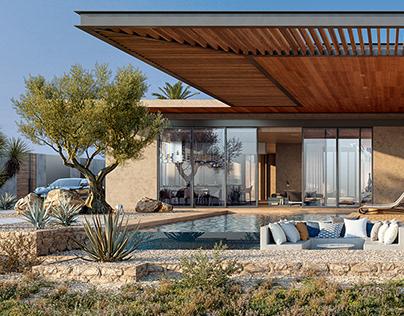 CGI | Andes villa | True