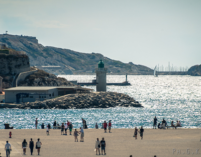Marseille - Sea and Scapes