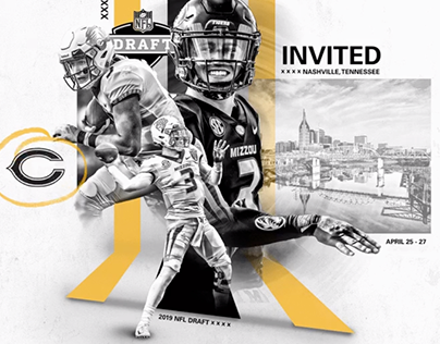 NFL Draft Invitation