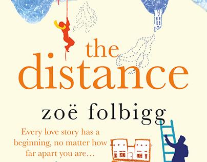 Design de couverture - The Distance