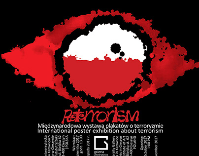 Posterrorism Exhibition In Poland 2017