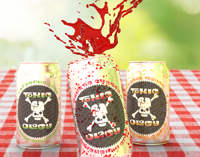 Toxic Ology Brand Design Project