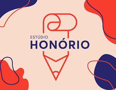 Estúdio Honório - Identidade Visual
