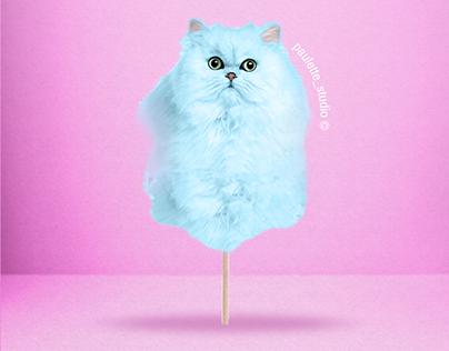Candy Cat 🐱☁️