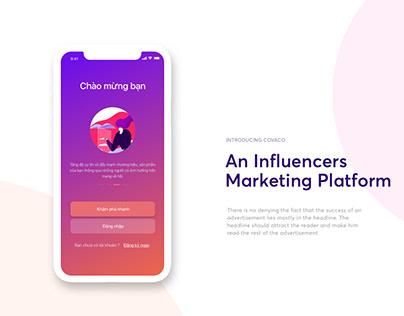 Kepos Influencers Marketing Platform