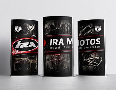 IRA Motos | Stand Salón Moto 2018