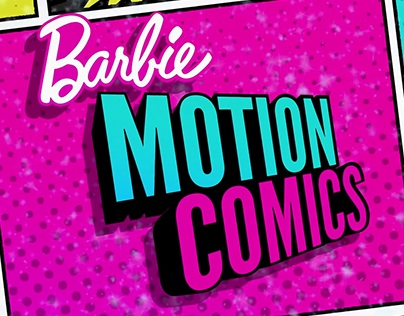 Barbie Motion Comics