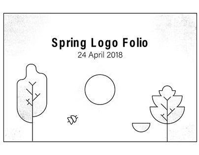 Spring Logo Folio - April 2018