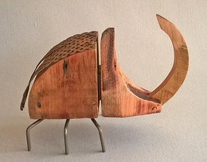 Escarabajo toro