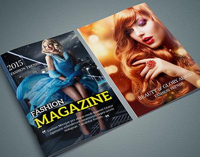 Magazine Design!