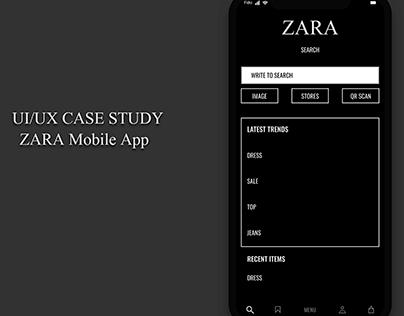 UI/UX case study