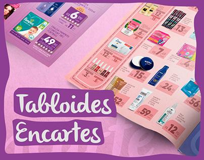 Encarte/Tabloide Farmácia