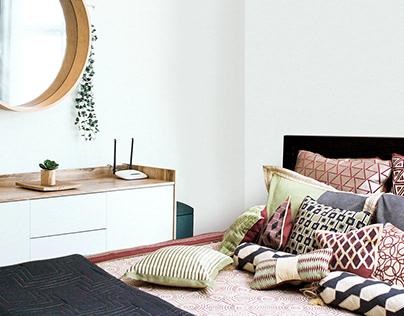 Jyamiti | Home Furnishing Project
