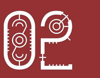 Juk02 Typeface
