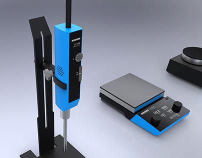 Laboratory Equipment, Styleguide Designs