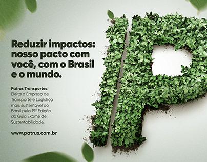 Sustentabilidade Patrus