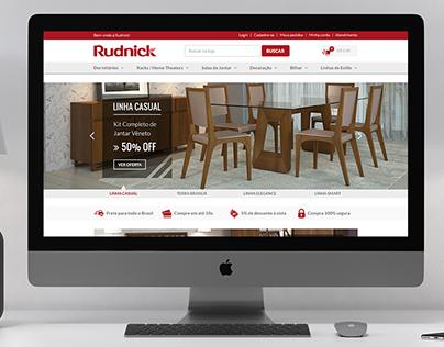 Web Design   E-commerce - Rudnick