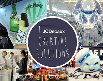 JCDecaux Creative Solutions Campaigns Showreel 2016