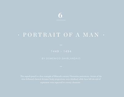 Portraits / Pressbook.