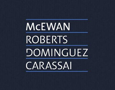 McEwan   Roberts   Dominguez   Carassai