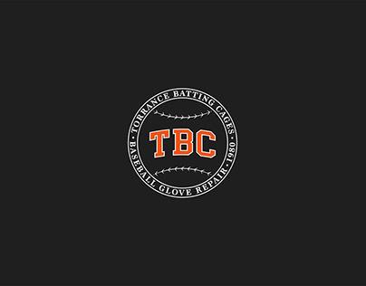 Torrance Batting Cages - Logo & Branding