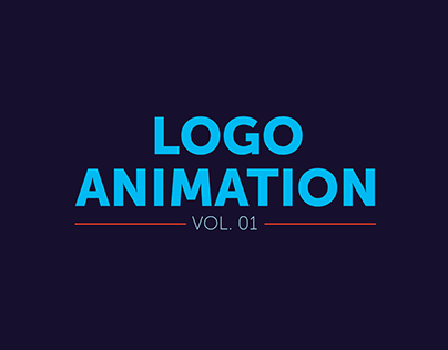 Logo animations vol. 01