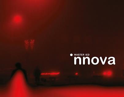 Cartel para proyecto del IED llamado innova