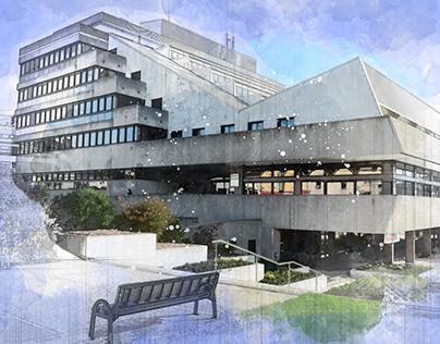Cholet city architect