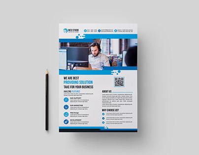CorporateBusiness Flyer Template: 02