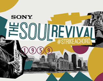 Sony Music Soul Revival, Strike a Chord