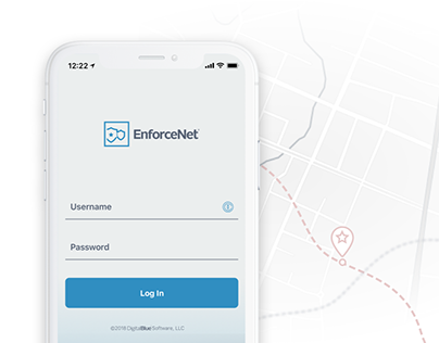 EnforceNet - Mobile CAD Anywhere