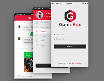 App game box
