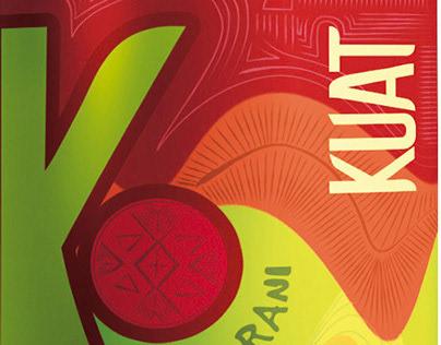 Kuat | Design de embalagem