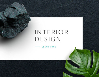 Interior Design — Website