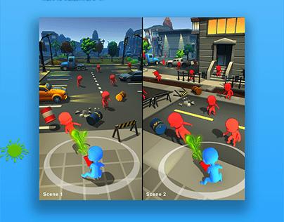 Zombie Slime 3D