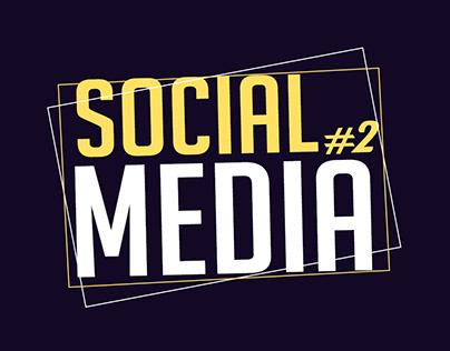 social media designs #2