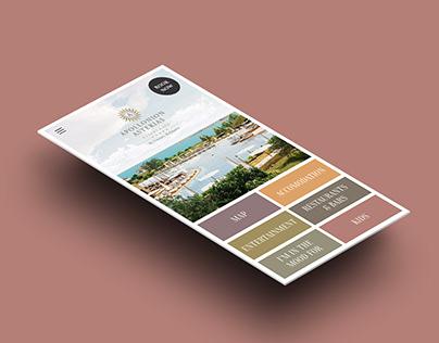 Hospitality apps | UI UX Design