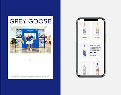 Grey Goose — Corporate Website