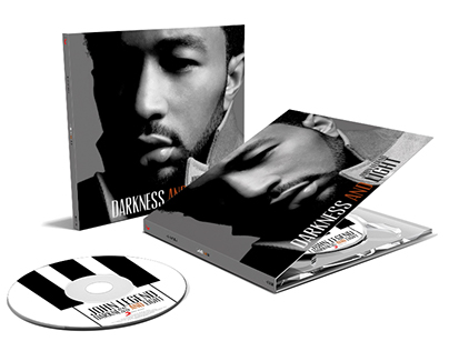 """Remake -Cover&Booklet CD """"Darkness and Light"""" - J.L."""