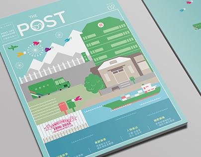 Taiwan Post Office Magazine