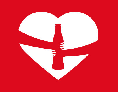 Coca Cola Volunteers logo