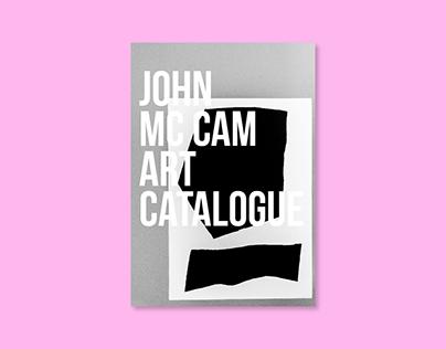 Art Catalogue John McCam