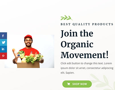 Supermarket Website