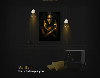 Social Media campgin for Shams Designs